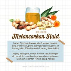Photo shared by Organic & Healthy Store on September 2019 tagging Gambar mungkin berisi: makanan Healthy Juice Drinks, Healthy Juices, Healthy Tips, Home Health Remedies, Herbal Remedies, Be Natural, Herbal Medicine, Clean Recipes, Health And Nutrition
