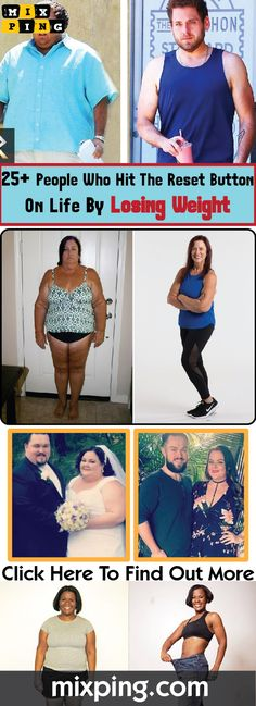 These people have found the reset button in life and totally transformed themselves for the better. We hope their stories inspire you to make changes in your life if you feel you need to. Reset Button, Losing Weight, How To Find Out, Workouts, Health Fitness, How Are You Feeling, Lost, Inspire, Skin Care