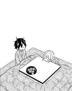 Miyamura & Hori   Horimiya