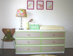IKEA Hackers: Glam up your Malm - my dresser is about to get a makeover!