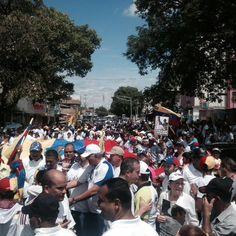 #30M Más personas se unen a movilización en #Guayana #3604