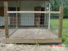 Feedlot Panel, Sheep/Goat, 16 ft. L x 48 in. H
