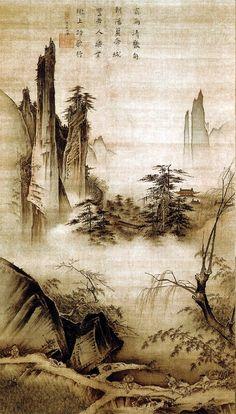 Ma Yuan (c. 1155-1235) Ma Yuan era un pintor chino de la dinastía Song. Sus obras, junto con la de Xia Gui, formaron la base de la llamada escuela de Ma-Xia (馬夏) de la pintura y son considerados entre los mejores de la época. Su obra ha inspirado a ambos artistas chinos de la escuela de Zhe, así como los grandes pintores japoneses tempranos — Shūbun y Sesshū.