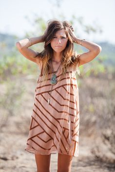 Light & Breezy Summer Day Dress.