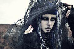 Vampire art, photography, dark art