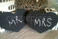 Chalkboard Sign Heart