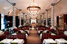 Massimo's Restaurant - London's best new restaurants of 2011 http://www.bonvivant.co.uk/the-guide/restaurants/208-londons-best-new-restaurants-of-2011.html