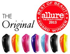 Tangle Teezer Original Allure Best of Beauty Award Winner - Seriously, best product ever.