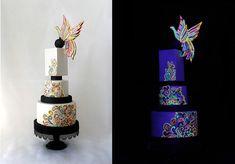 Mandala cake - cake by Marina Danovska Cupcake Cookies, Cupcakes, Hand Painted Cakes, Pastry Art, Gum Paste, Daily Inspiration, Art Decor, Sassy, Cake Decorating