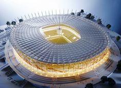WARSAW - Stadion Narodowy im. Kazimierza Górskiego