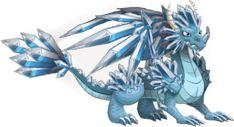 Diamond Dragon-----Dragon City