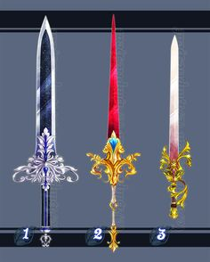 -WeaponAdoptable- ROYAL 1~CLOSED~ by EllipticAdopts.deviantart.com on @DeviantArt