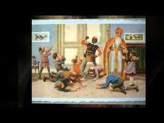 Video over de oorsprong en herkomst van het sinterklaasfeest.