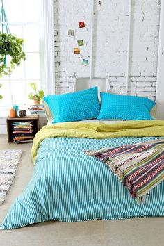 Dorm Bedding Buys: Duvet Covers, Quilts & Comforters at Every Price Point