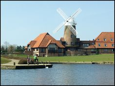 :: Caldecote Arms, Milton Keynes, near to Walton, Milton Keynes, Great Britain by Cameraman Milton Keynes, Le Moulin, Windmill, Great Britain, United Kingdom, Ireland, Arms, Louvre, Around The Worlds