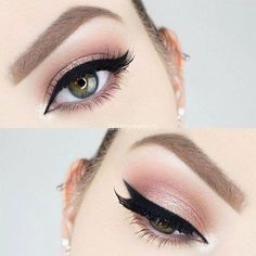 Rose Gold Makeup Looks and Ideas that will make you look stunning and become a go-to everyday makeup to use throughout the year. Take a look at our post where we cover the Best looks using Rose Gold makeup. Rose Gold Makeup Looks, Golden Makeup, Makeup For Green Eyes, Wedding Makeup Tips, Eye Makeup Tips, Makeup Tools, Makeup Ideas, Makeup Tutorials, Bridal Makeup