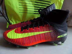 100% Auth Nike Mercurial Superfly V AG-Pro Soccer Cleats sz 12 [831955-870] $310