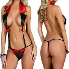7.03$  Watch now - http://viqfi.justgood.pw/vig/item.php?t=dgeggbx3850 - Women's Sexy Thongs G-string Lingerie Underwear M/L Black/White