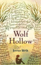 Top Pick for Summer: Wolf Hollow | by Lauren Wolk