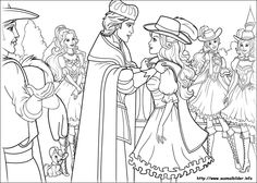 108 Best Coloring pages: Barbie 3 musketeers coloring pages Free Printable Coloring Pages, Free Coloring Pages, Coloring For Kids, Coloring Sheets, Coloring Books, Barbie Coloring Pages, The Three Musketeers, Good Movies To Watch, Barbie Movies