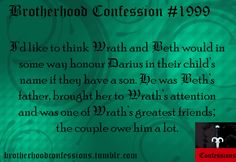 BDB Confession #1999
