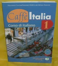 CAFFE ITALIA: LEVEL 1, STUDENT BOOK & BOOKLET