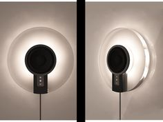 hi!Mood designed by Lucia Armino #lamp #speaker #light #music #sound #contest #winner