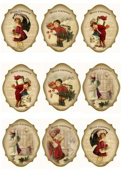 1 million+ Stunning Free Images to Use Anywhere Mary Christmas, Christmas Topper, Christmas Ornaments To Make, Elegant Christmas, Victorian Christmas, Vintage Christmas Cards, Christmas Deco, Christmas Projects, All Things Christmas