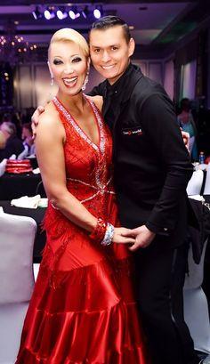 Charlene Proctor ballroom dancing