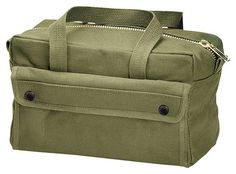 Canvas Military Tool Bag