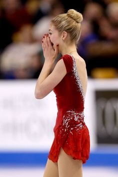 Gracie Gold - 2014 Prudential U.S. Figure Skating Championships