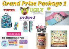 September To Remember Grand Prize Giveaway!