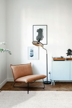 'Minimal Interior Design Inspiration' is a biweekly showcase of some of the most perfectly minimal interior design examples that we've found around the web - Interior Design Examples, Interior Design Inspiration, Home Interior Design, Design Blogs, Luxury Interior, Interior Styling, Travel Inspiration, Swedish Interiors, Modern Interiors
