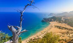 Tsampika Beach - Rhodos