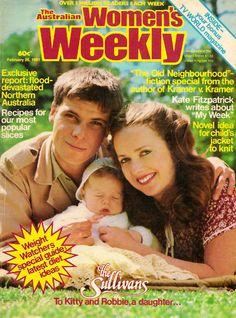 Women's Weekly 1981 - THE SULLIVANS Goldie Hawn ROBERT REDFORD Farrah Fawcett   eBay