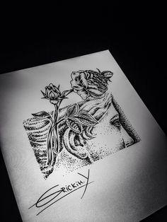 #blacktattooart #girls #blxckink #vscoart #vscocam #hearttattoo #blacktattoo #link #tattoo #grickih #flash #linework #tattoos  #art #spb #lineart #tattos #graphic #gravure #flash #illustration #engraving #artwork #artistyuragrickih  #dotwork #outline #blacktattooart #treetattoo #love #artbrut #sex #rose