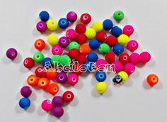 bolas acrílicas 6mm