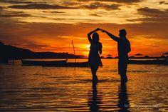 Ensaio Pré Casamento na Ilha do Papagaio - Thayssa e Lucas