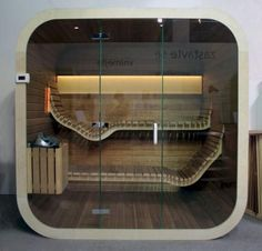 Of all the facilities you can use in a spa, the most popular one has to be a sauna. Diy Sauna, Infrarot Sauna, Sauna House, Sauna Ideas, Outdoor Sauna, Jacuzzi Outdoor, Outdoor Baths, Saunas, Sauna Steam Room