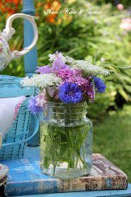 Aiken House & Gardens: Chintz Garden Tea