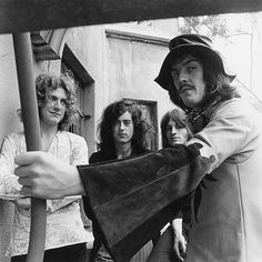 Jay Thompson - Led Zeppelin, Photograph