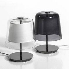 Lampe de table Duo design E. Gallina AM.PM - Luminaire