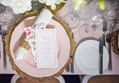 White and Gold Glamour at Hilton Kuala Lumpur - The Wedding Notebook magazine Wedding Notebook, Blush Pink Weddings, Kuala Lumpur, Wedding Inspiration, Glamour, Table Decorations, Gold, Magazine, Party