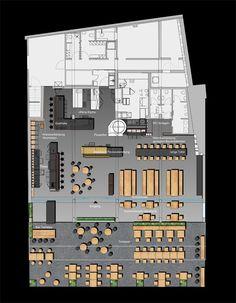 Seven Easy by bert haller innenarchitekten | Restaurant interiors