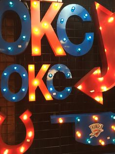 Oklahoma City Thunder Décor Bedroom Idea   Wgrealestate.com #OKC #Thunder |  Kids Rooms U0026 Playrooms | Pinterest | Oklahoma City Thunder, Oklahoma City  And ...