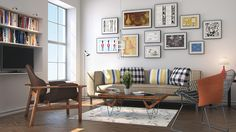Lighting & Setting up a Realistic Render with Vray and 3ds Max