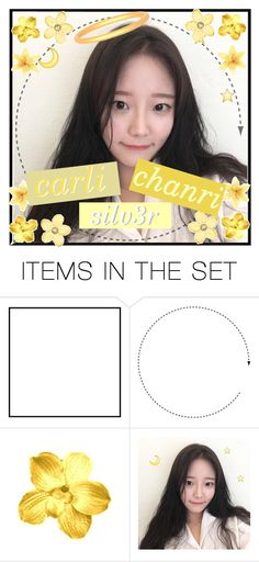 """""""Carli // Updated Icon"""" by tealia-cxix on Polyvore featuring art and artsetesting"""