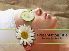 Download the Latest Design Beauty Spa PowerPoint Template