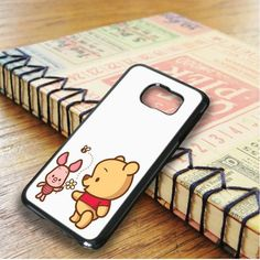 Winnie The Pooh From Disney Samsung Galaxy S6 Edge Plus Case