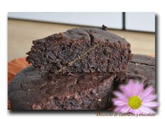 Cocina con gusto: Bizcocho de calabacín y chocolate
